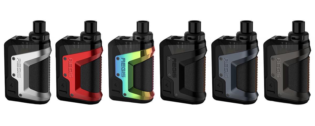 GeekVape Aegis Hero E-Zigaretten Set