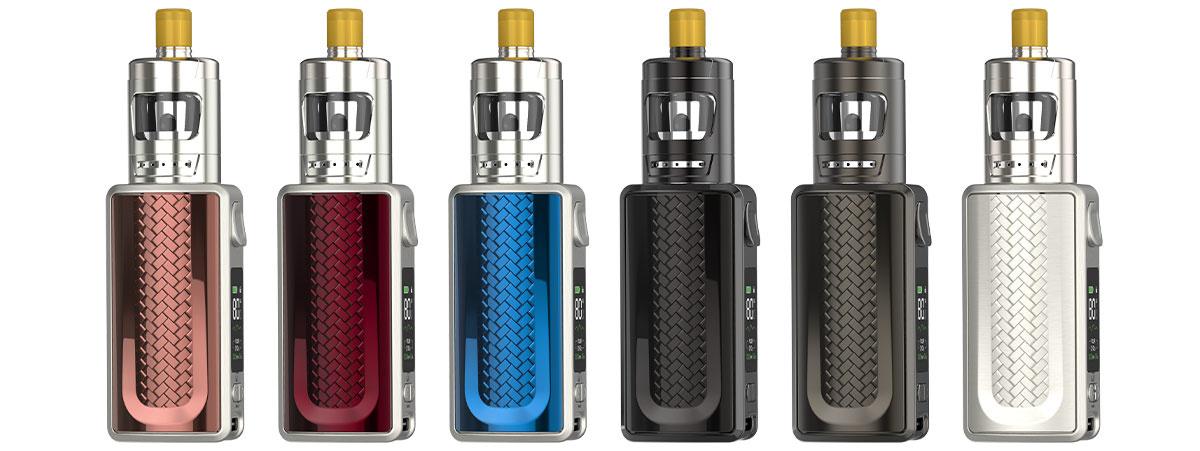 Eleaf iStick S80 mit GZeno E-Zigaretten Set
