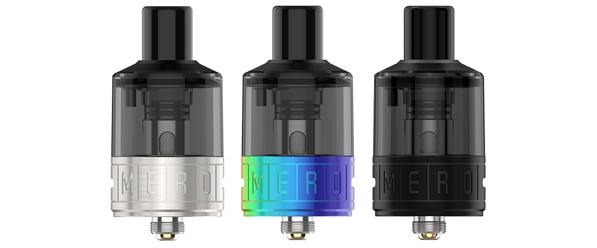 GeekVape Mero Clearomizer Set