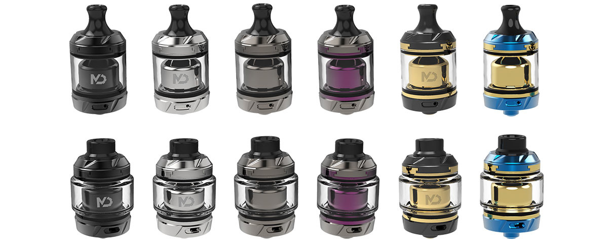 Hellvape MD RTA Clearomizer Set