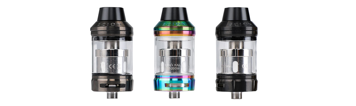Innokin Scion 2 Plexus Clearomizer Set