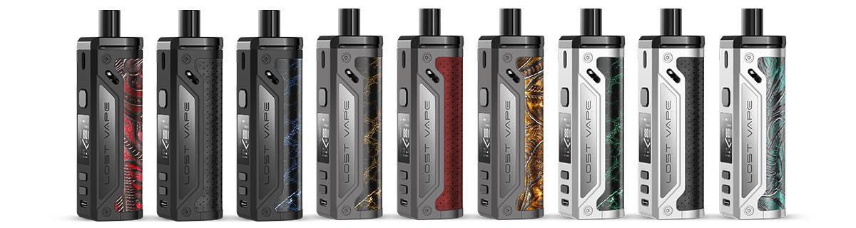 Lost Vape Thelema Pod Mod E-Zigaretten Set