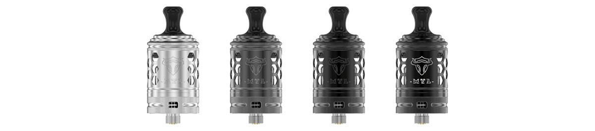 ThunderHead Creations Tauren MTL RTA Clearomizer Set