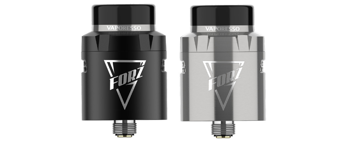 Vaporesso FORZ RDA Clearomizer Set